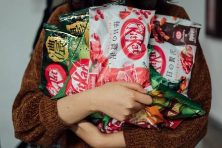 KitKat 巧克力 雀巢日本